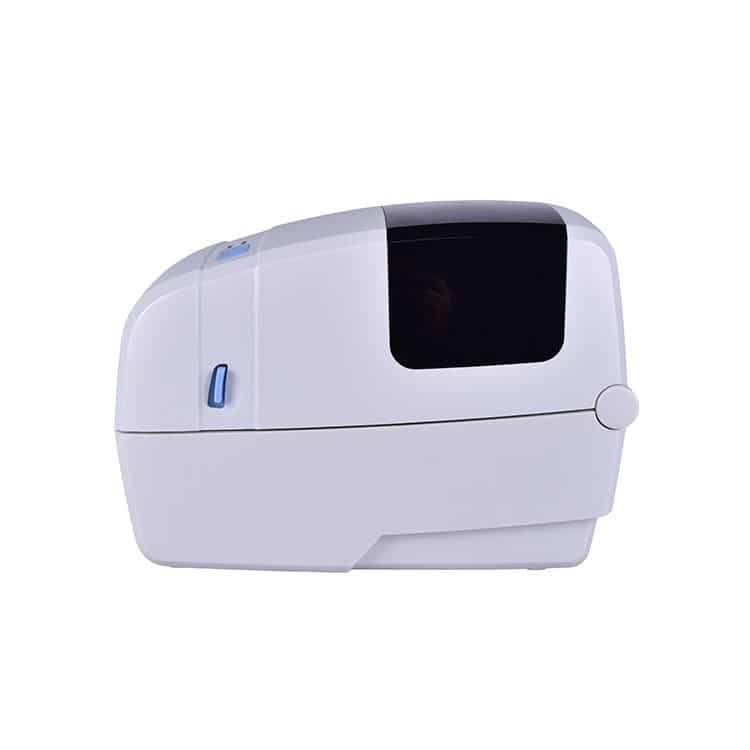 20170511 iD4S Sideview Right - iD4S Direct Thermal Printer