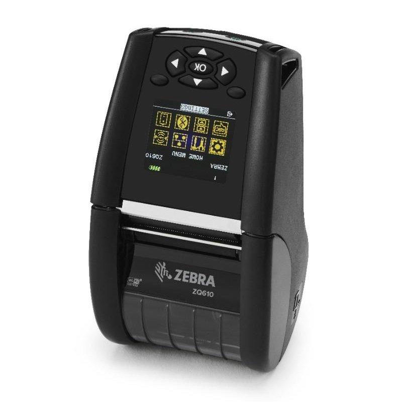 zq610 photography product left print 300dpi - Zebra ZQ610