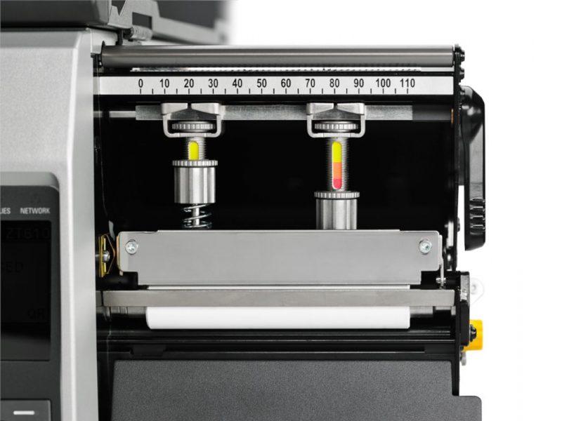 zt610 pressure toggles - Zebra ZT610